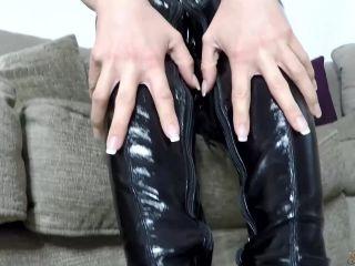 latex gloves fetish Glam Worship – Let Me Kick Those Balls – Ballbusting – Fetish, Tease And Denial, tease and denial on fetish porn