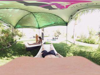 VRB - Alix Lynx, Nadia Jay - Summer Fun 360° VR