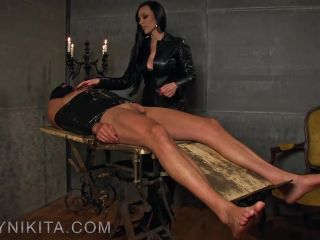 fist gay bdsm Mistress Nikita FemDom Videos – Slut Wax – Hot Femdom – Waxed, Waxing, whipped on bdsm porn