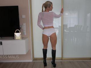 Model Fitness-Maus