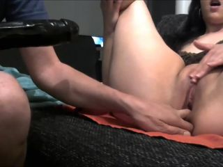 Really hot amateur fisting video