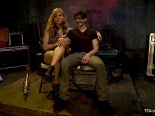 Kink.com- Johanna B. A cougar in a boy band-- Johanna B, Benny Reynolds