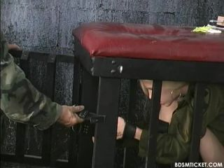 Shocked Blonde Forced To Submit