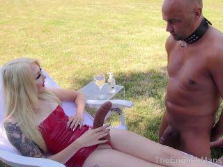 Online porn - Theenglishmansion – Princess Aurora – Mean Girl Pegging Part 2 femdom