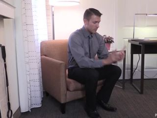 Boss Spanked and Caned Part One
