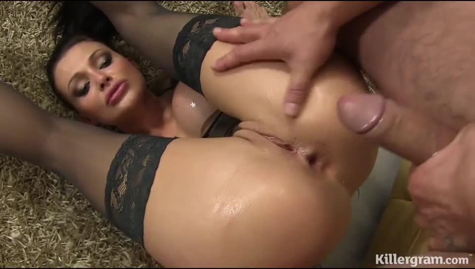 Katie Kox Double Penetration