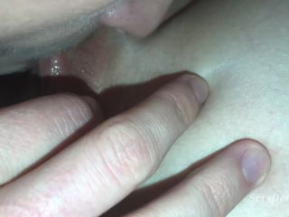 LICKING CLIT REAL ORGASM 4K BY SEXAFTERWEDDING - Sexafterwedding
