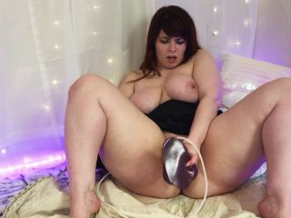 Online porn - ManyVids presents Bea York in Beas First Squirting Bad Dragon Video – 31.03.2018 big dildos