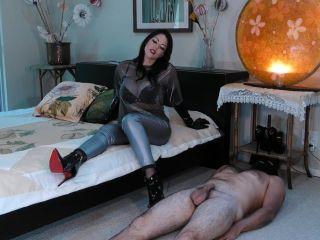 Humiliation – Young Goddess Kim – Broken toy