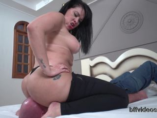 Bffvideos – Soraya Carioca Giant Ass Fucks Ben Face Pt.2