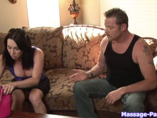 Massage - Rayveness Brunette, Big Tits, All Sex