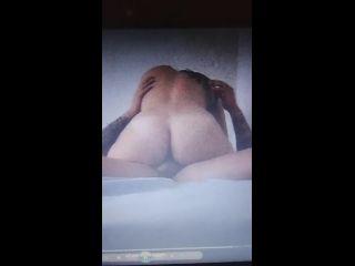 Spy cam grinding dick deep!