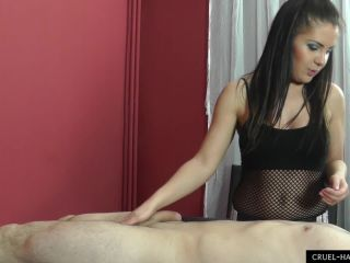 Porn online Cruel-handjobs - Don`t have time for you femdom