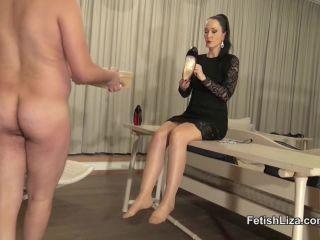 Denial – Fetish Liza – So Kate shoe licker