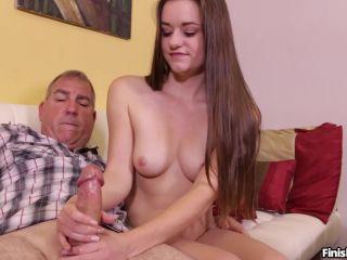 Amber Mae in Milks Step Dad