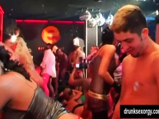 Awes club babes fucking in public