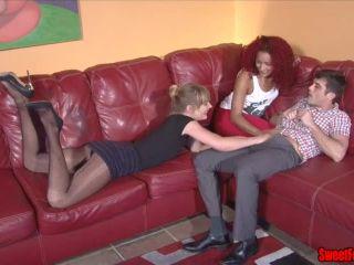 Porn online Sweetfemdom - Daisy Ducati, Lance Hart, Mona Wales - The Tender Trap femdom