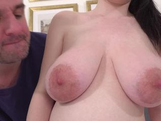 Angel Princess - Titsucking Pregnant Princess