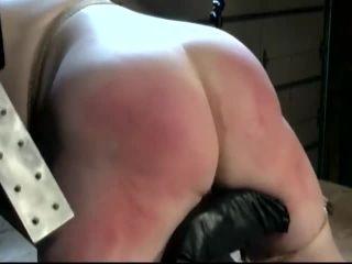 Porn online Brutal BDSM Starlight – Bench Beating (032611)