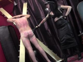 Leather – Cybill Troy FemDom Anti-Sex League – Beaten into Submission