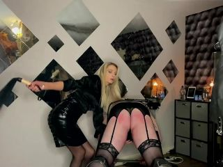 Lady Dark Angel - One Whip - Two Whips - More Mistress More [FullHD 1080P] - Screenshot 1
