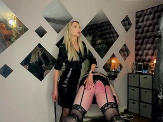 Lady Dark Angel - One Whip - Two Whips - More Mistress More [FullHD 1080P] - Screenshot 4