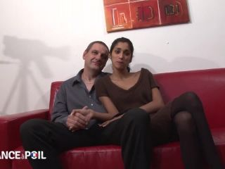 Lafranceapoil_com - Hot french brunette licks balls and asshole