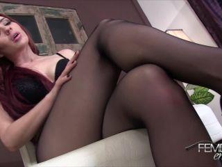 Pantyhose Orgasms