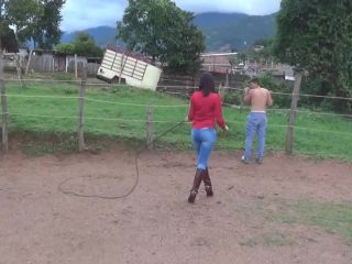 Human Equine Training | femdom spanking | bdsm porn