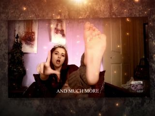 princess ellie idol: high heel cei