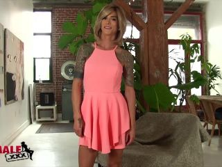 Online shemale video Beautiful Nina Lawless Is Back