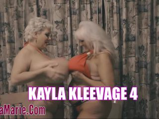 Claudia Marie and Kayla Kleevage - Kayla Kleevage 4