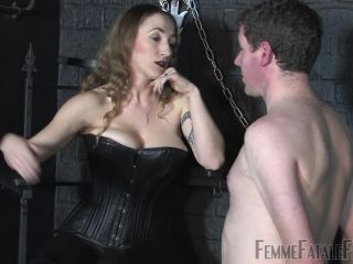 Femme Fatale Films  Only The Finest. Starring Ms Nikki [Footlicking, Foot Licking, Foot Worship]