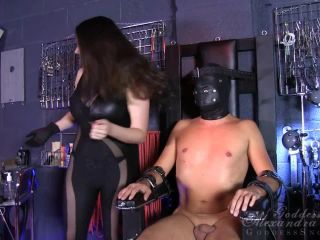 Ruined Orgasms – Goddess Alexandra Snow – Pleasureless Machine