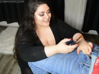 bbw - ManyVids presents DestinyDiaz – Intimate BJ TitFuck And Edging With Luke