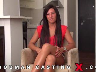 WoodmanCastingX presents Maria Fiori in Casting X 129 —