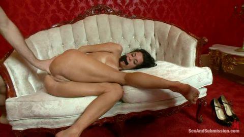 Veronica Avluv - Submissive Slut Gets Her Holes Used (480p)